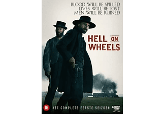 Hell on Wheels - Seizoen 1 | DVD
