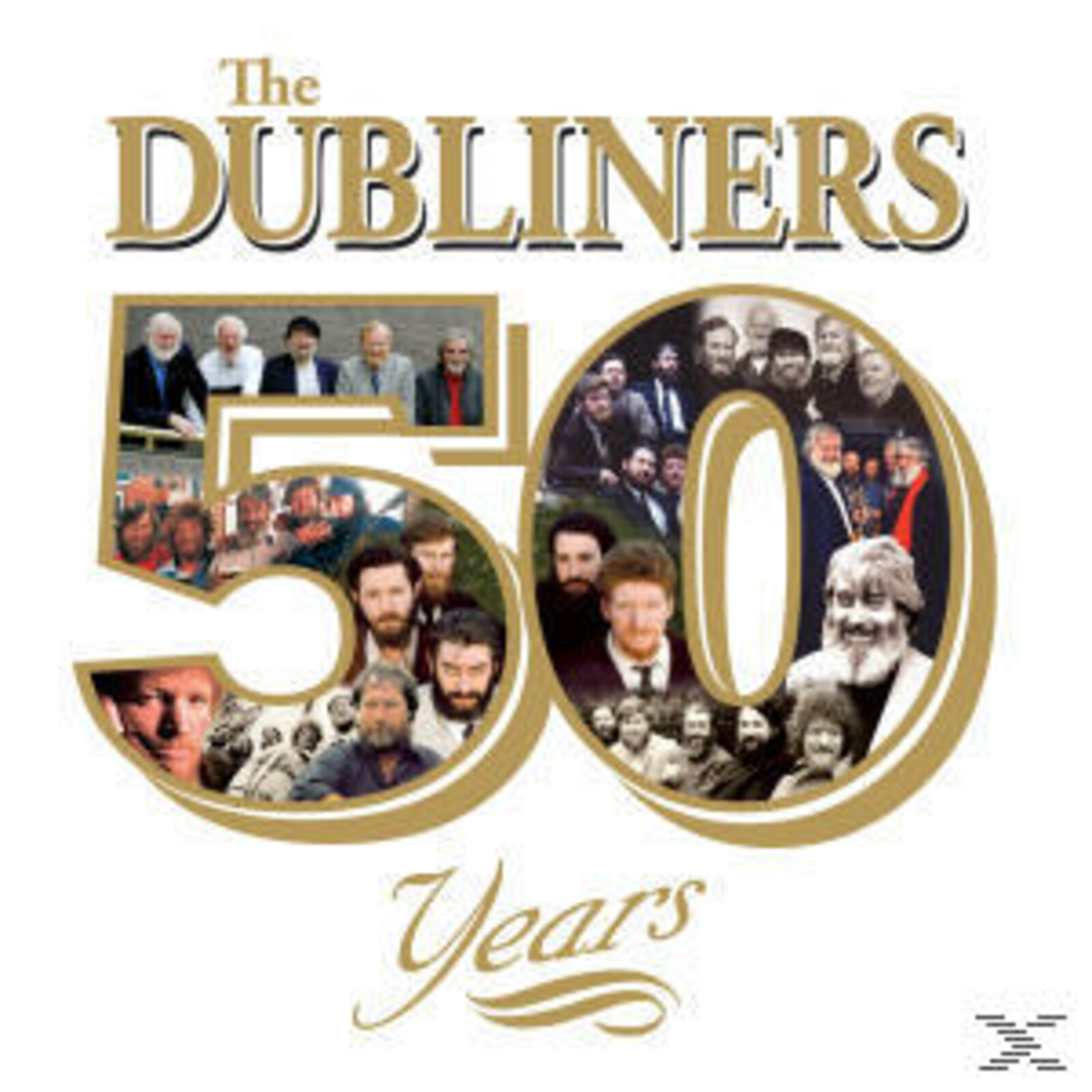 The Dubliners - 50 Years - (CD)