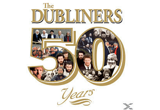 The Dubliners - 50 Years [CD]