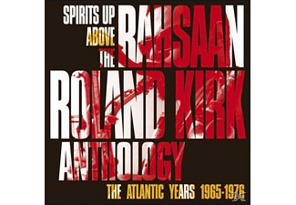 Rahsaan Roland Kirk - Spirits Up Above-The Atlantic Years 1965-1976 [CD]