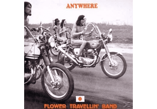 Flower Travellin' Band - Anywhere - (CD)