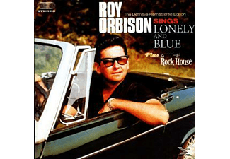 Roy Orbison - Lonley And Blue/At The Rock House [CD]
