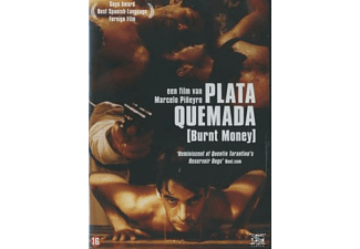Plata Quemada (Burnt Money) | DVD