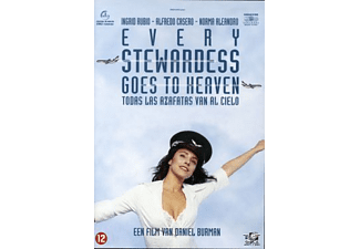 Every Stewardess Goes To Heaven | DVD