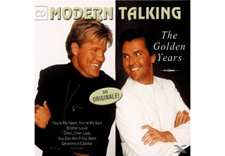 Modern Talking - The Golden Years 1985-87 [CD]