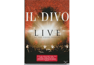 Il Divo - LIVE AT THE GREEK - (DVD)