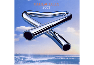 Mike Oldfield - Tubular Bells 2003 [CD + DVD Video]