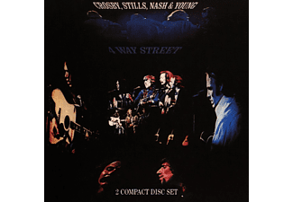 Neil Young, Crosby, Stills, Nash & Young - 4 WAY STREET [CD]