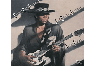 Stevie Ray Vaughan, Stevie Ray & Double Trouble Vaughan - Texas Flood [CD]