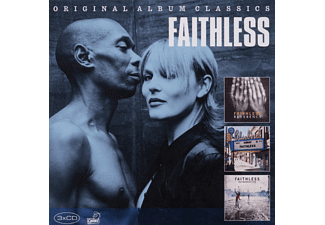 Faithless - Original Album Classics [CD]