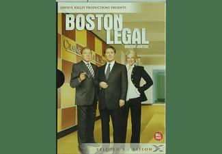 TWENTIETH CENTURY FOX Boston Legal - Seizoen 3 | DVD