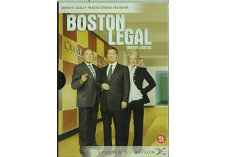 Boston Legal - Seizoen 3 | DVD