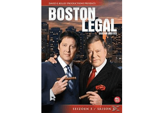 Boston Legal Saison 5 Série TV