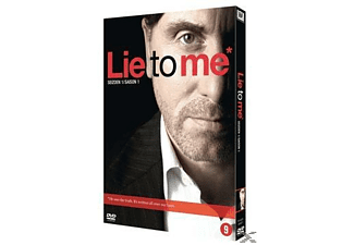 Lie to Me - Seizoen 1 | DVD