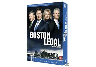 Boston Legal Seizoen 4 TV-serie