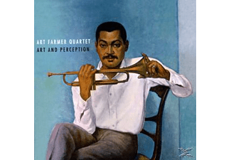 Art Quartet Farmer - Art And Perception - (CD)