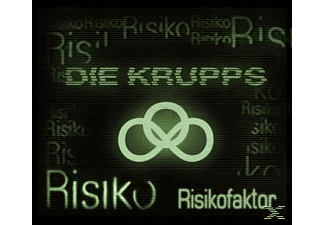 Die Krupps - Risikofaktor - (Maxi Single CD)