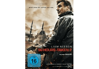 96 Hours - Taken 2 Action DVD