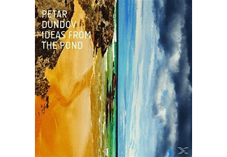 Petar Dundov - Ideas From The Pond [CD]
