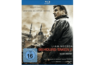 96 Hours - Taken 2 Action Blu-ray