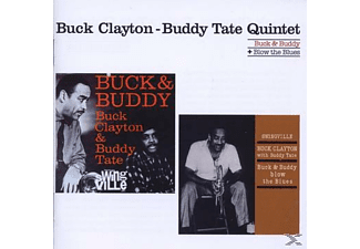 Buddy Tate Quintet, Clayton Buck - Buck & Buddy / Blow The Blues - (CD)