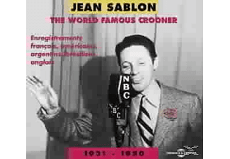 Jean Sablon - The World Famous Crooner (1931-1950) - (CD)