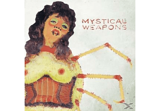 Mystical Weapons - Mystical Weapons - (Vinyl)