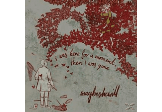 Maybeshewill - I Was Here For A Moment, Then I... - (CD)
