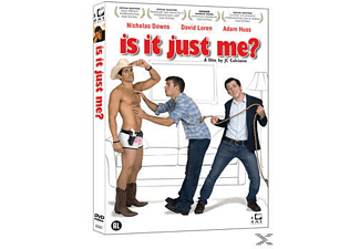 Is It Just Me | DVD