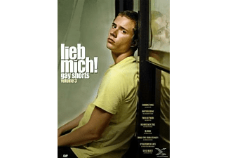 Lieb mich! - Gay Shorts Vol. 3 - (DVD)