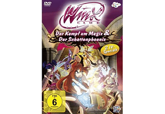 Winx Club Feature 3 & 4 [DVD]