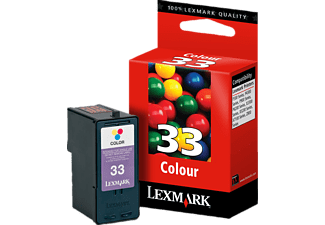 LEXMARK 33 Colour 18CX033E