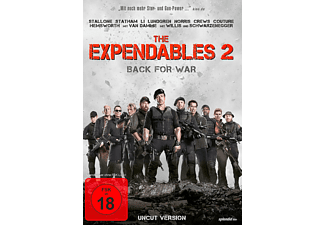 The Expendables 2 (Uncut Edition) [DVD]
