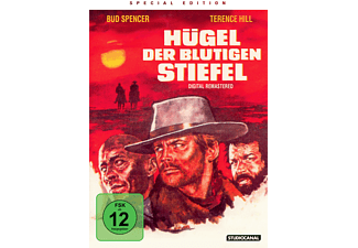 Hügel der blutigen Stiefel / Special Edition / Digital Remastered [DVD]