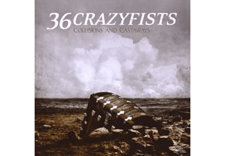 36 Crazyfists - Collisions And Castaways [CD]