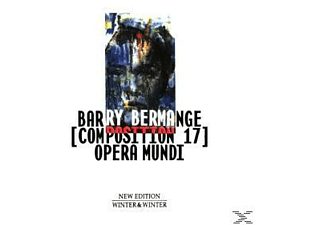 Barry Bermange - Opera Mundi-Composition 17 - (CD)