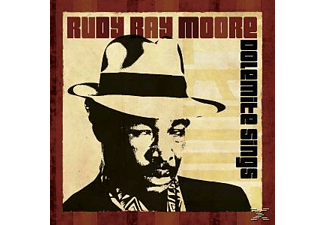 Rudy Ray Moore - Dolemite Sings [CD]