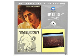 Tim Buckley - The Triple Album Collection [CD]