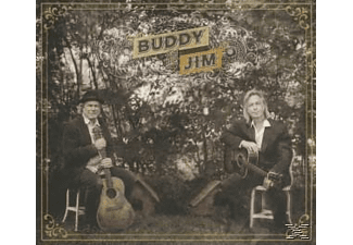 Buddy Miller, Jim Lauderdale - Buddy And Jim [CD]