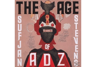 Sufjan Stevens - The Age Of Adz [CD]