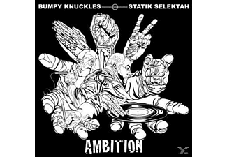 Bumpy Knuckles & Statik Selektah - Ambition - (CD)