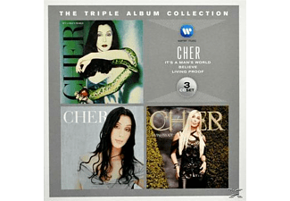 Cher - The Triple Album Collection [CD]