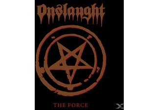Onslaught - The Force (Re-Release) - (CD)