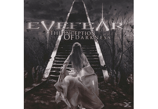 Eyefear - The Inception Of Darkness - (CD)