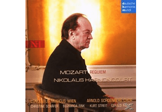 Cmw - Mozart: Requiem [CD EXTRA/Enhanced]