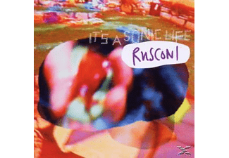 Rusconi - It's A Sonic Life [CD]