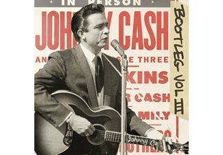 Johnny Cash - Bootleg Vol. 3: Live Around The World [CD]