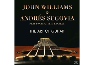 John Williams, Adnreés Segovia - The Art Of Guitar - (CD)