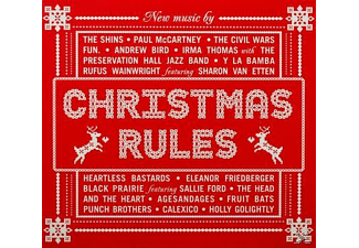 VARIOUS - Christmas Rules [CD]