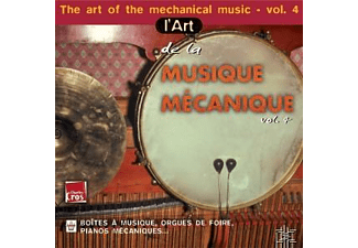 Various - The Art Of The Mechanical Musi - (CD)